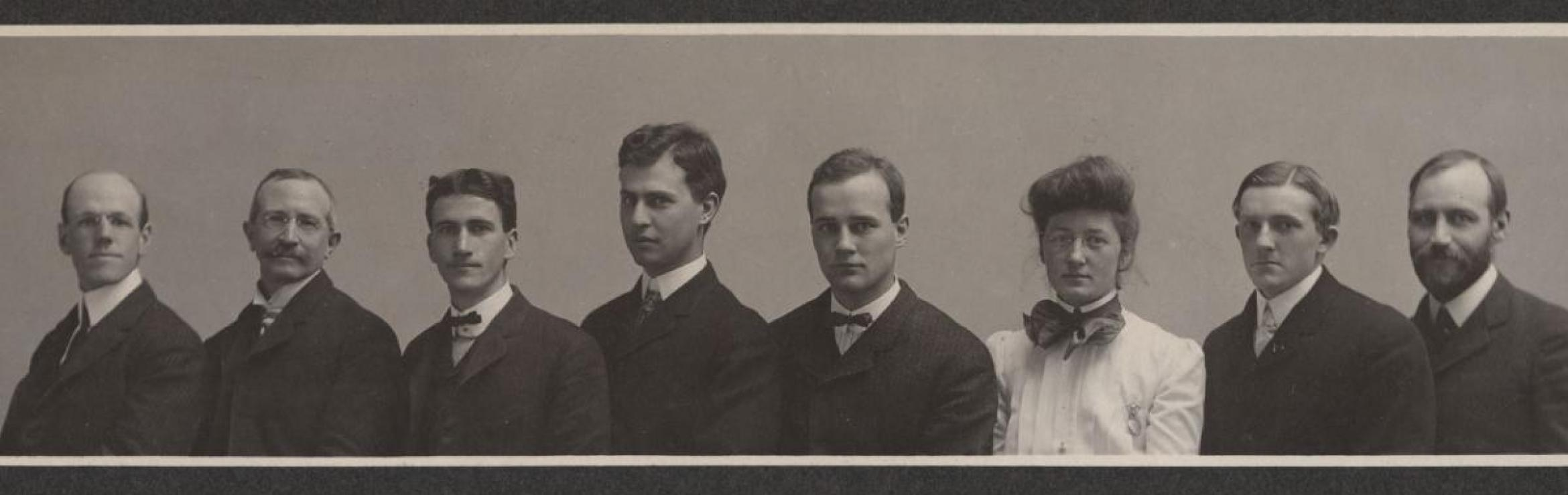 Students' Guild. 1901-1902