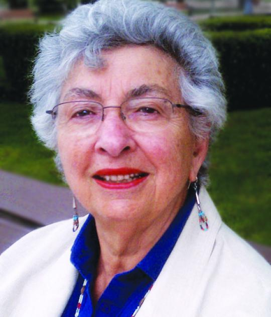 Marion Lewenstein Photo