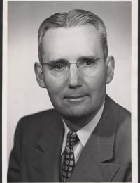 Photo of Thomas A. Bailey