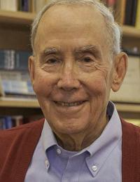 Head shot of Tom Ehrlich